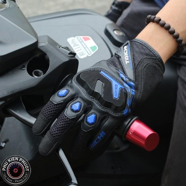 găng tay moto taichi, găng tay taichi rst 438