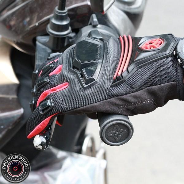 Găng tay scoyco mc24 full ngón, găng tay moto xe máy scoyco
