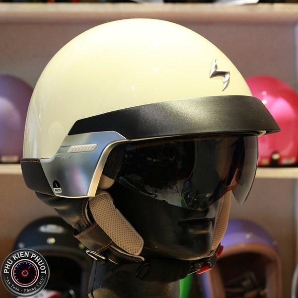 nón bảo hiểm scopion chính hãng, nón scorpion cổ điển, nón bảo hiểm thương hiệu pháp