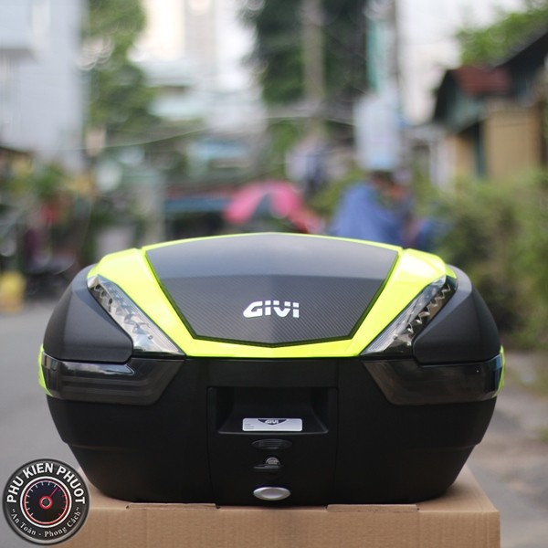 Thùng givi v47nntfl , thùng xe moto pkl , thùng givi moto PKL
