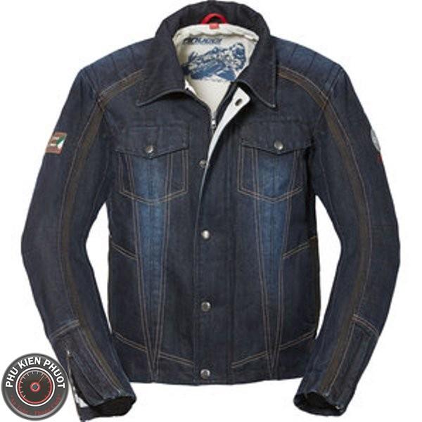 Áo bảo hộ moto xe máy vanucci jacket jean