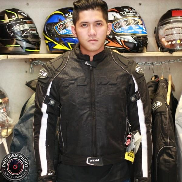 Áo bảo hộ flm, áo giáp moto xe máy | Phụ Kiện Phượt