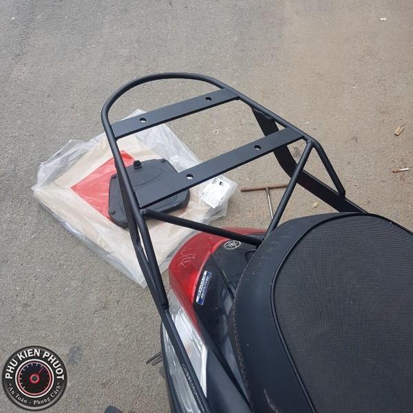 baga givi acruzo, baga xe máy acruzo, baga đi phượt yamaha acruzo