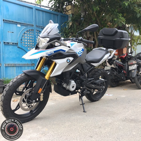 thùng givi xe bmw g310 gs , thùng givi e43adv , thùng moto xe bmw g310 gs