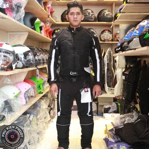 Bộ quần áo bảo hộ flm, giáp moto xe máy | Phụ Kiện Phượt