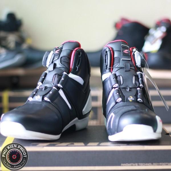 giày đi moto xe máy, giày taichi chính hãng, giày taichi