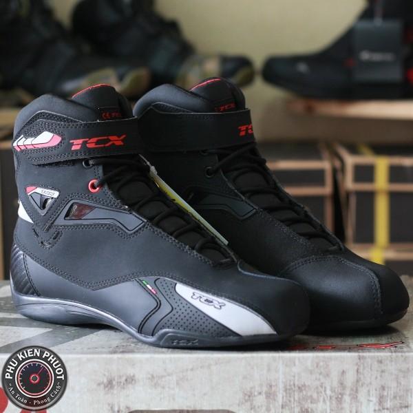 giày moto tcx chính hãng, giày moto thương hiệu ý, giày moto thời trang