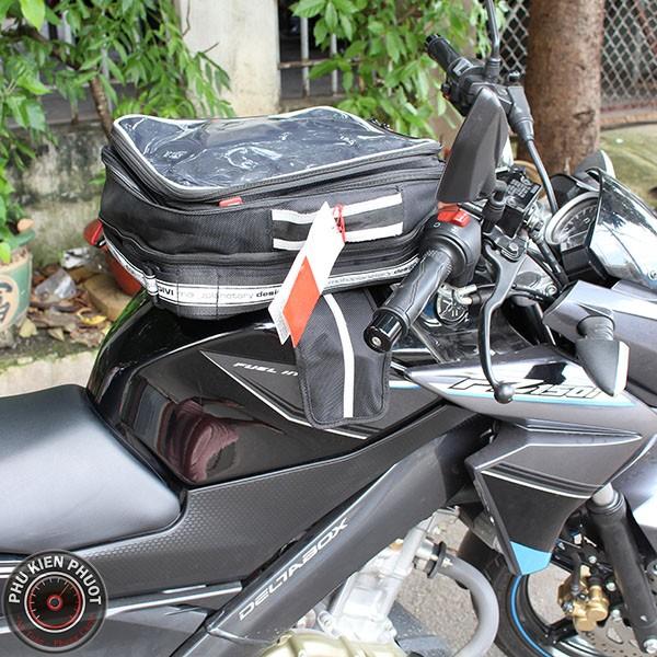 Hít bình xăng givi XT06, hít bình xăng moto