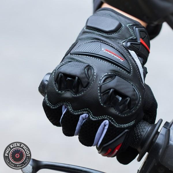 găng tay gk234 , găng tay moto gk234 , găng tay full komine chính hang