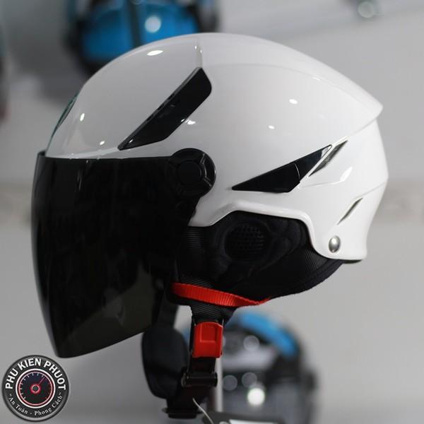 mũ kyt tiger jet helmet , mũ kyt tiger jet siêu nhẹ