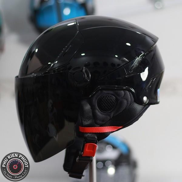 nón kyt tiger jet helmet, mũ kyt tiger jet helmet, helmet kyt