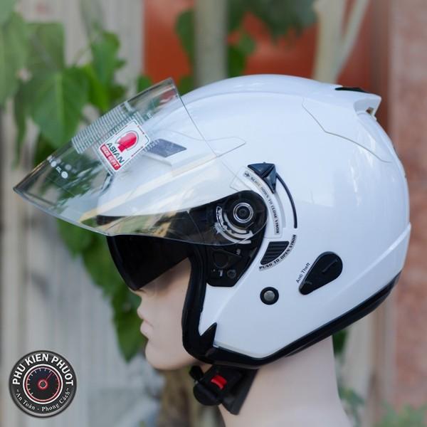 Nón bảo hiểm kyt  , mũ bảo hiểm kyt , nón 3/4 kyt