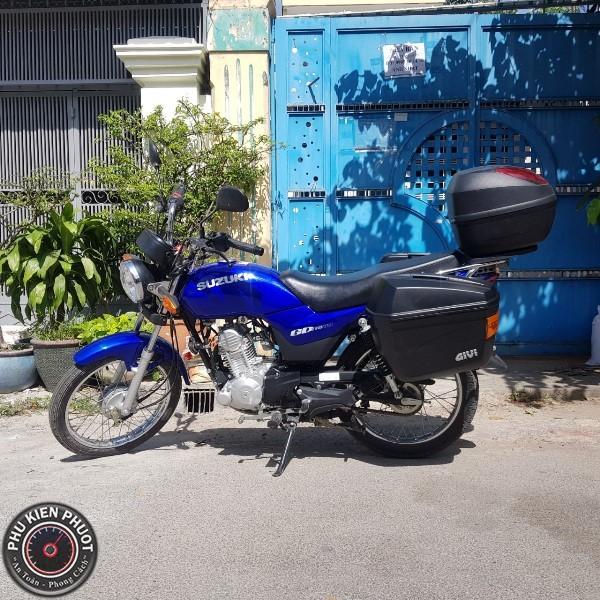 thùng xe gd110 , thùng givi gd110 , thùng moto gd110