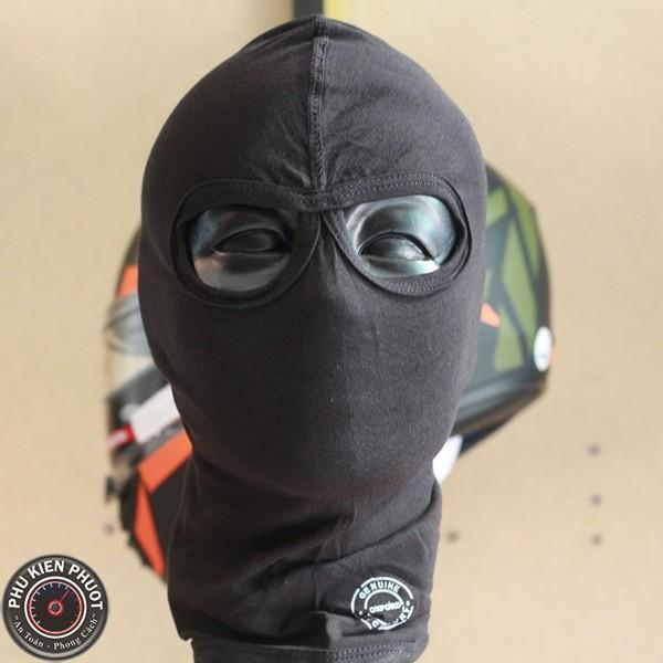 Trùm đầu oxford OF566 , trùm đầu oxford, trùm ninja cao cấp