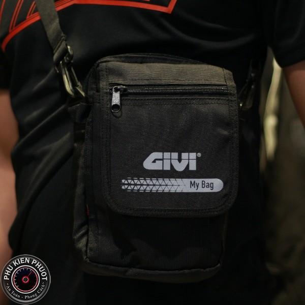 Túi đựng ipad givi, túi givi chính hãng, tui ipad qb04
