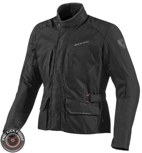 áo giáp bảo hộ moto xe may, giáp đi phượt, rev'it voltiac jacket