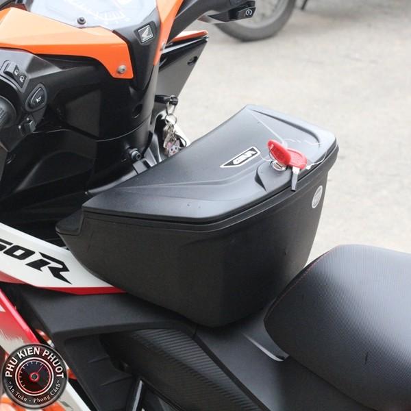 thùng giữa givi winner, thùng xe winner , thùng xe máy winner 150