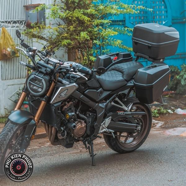 thùng moto cb650r , full thùng xe cb650r