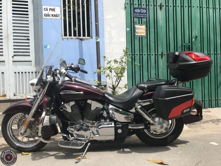 thùng givi shadow 1300, baga givi shadow 1300, thùng xe givi shadow, baga givi shadow