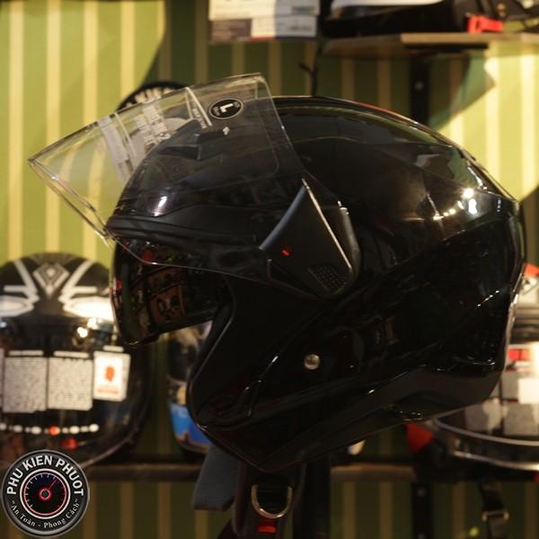 mũ  3/4 2 kính , nón 3/4 zeus 611 , oem zeros helmet