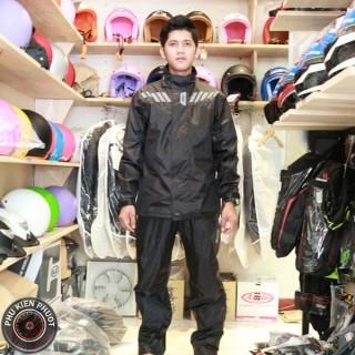 áo mưa bộ cao cấp givi , áo mưa đi moto xe máy givi, áo mưa givi