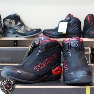 Giày moto xe máy, giày thời trang moto, giày taichi rss008