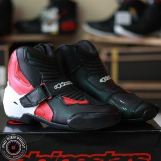 Giày moto Alpinestars chính hãng , giày smx-1 R alpinestars