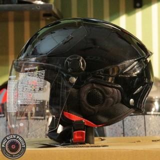 nón kyt form 1/2 thời trang, mũ kyt form 1/2, kyt helmet , helmet kyt