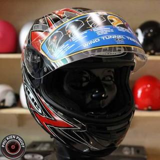 Nón fullface hjc cool thunder, hjc fullface, hjc helmet