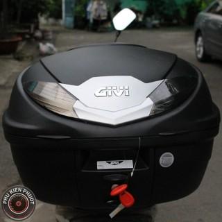 thùng givi b360nt , thùng xe givi, thùng xe máy givi