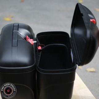 thùng xe givi, thùng cặp hông givi, thùng hông moto xe máy