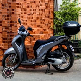 Thùng givi sh , thùng xe sh , sh gắn thùng moto givi