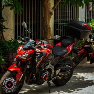 thùng givi moto pkl , thùng givi z900 , baga givi z900