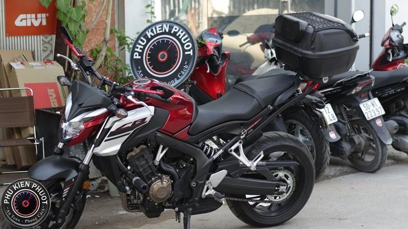 thùng moto cb650f