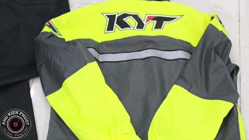 áo mưa bộ KYT thời trang