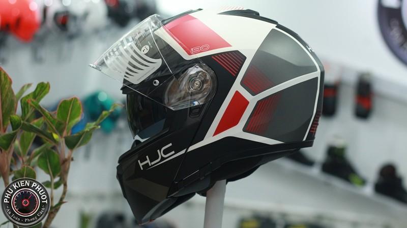 nón bảo hiểm HJC i90