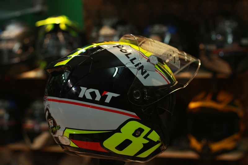 Venom Luca Marconi helmet
