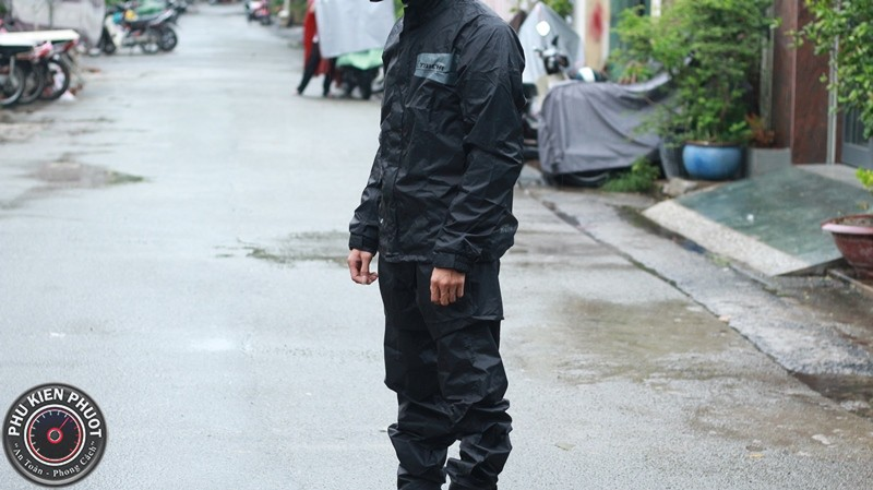 áo mưa bộ cao cấp
