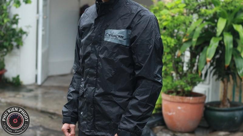 áo mưa bộ siêu nhẹ